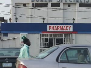 Pharmacy in Lagos