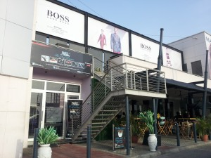 New shoping mall in Lagos