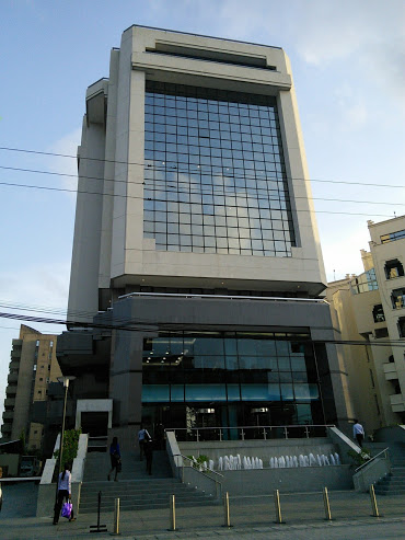 Access Bank headquarters in Lagos