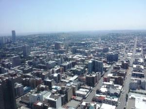 Johannesburg: a high potential city
