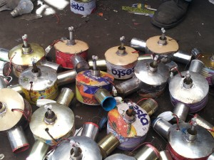 Innovative lamps for a market with restricted access to electricity