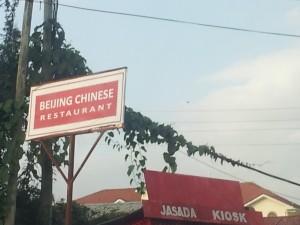 Chinese in Nairobi