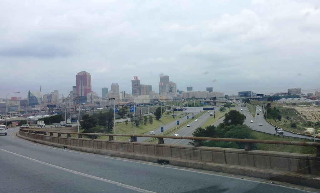 Highways in Johannesburg