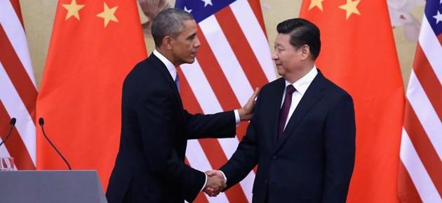 Barak Obama and Xi Jingping | China and US agreement | Mike Rosenberg | IESE