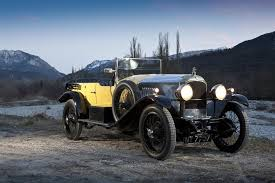 1925 Vauxhall 30/98