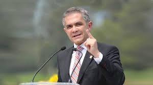 Miguel Ángel Mancera, Mexico D.F.