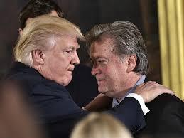Trump and Bannon