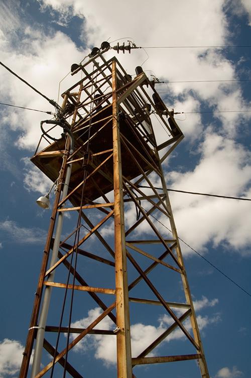 Electric Tower, By Filipe Varela