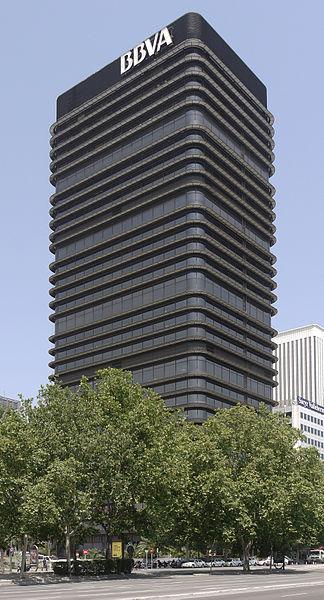 BBV Building, Madrid, by Xauxa Håkan Svensson