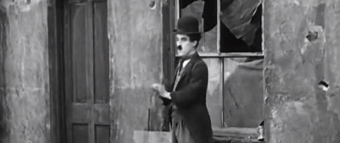 Charles-Chaplin, The-Kid, 1921