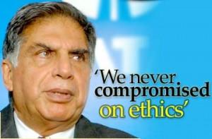 Sir Ratan Tata.