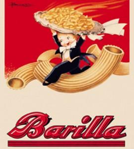 Una de las primeras imágenes promocionales de Barilla. Imagen: Web de Barilla