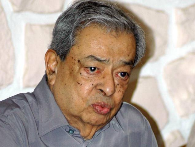 "Verghese Kurien, ""Milkman of India"", leader of the White Revolution. Source: The Indu"