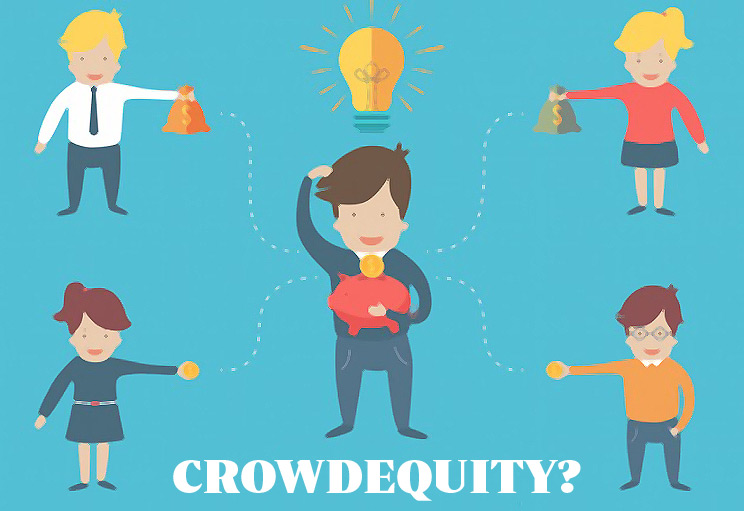 Crowdequity business angels and crowdfunding