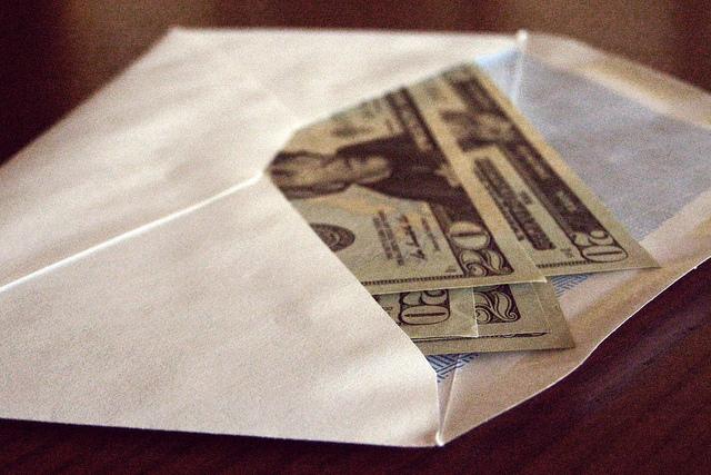 "Did You Say ""Bribe""?, by Chris Potter (StockMonkeys.com)"