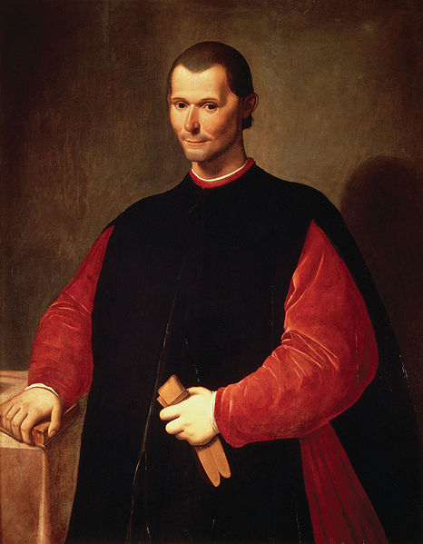 Niccolò Machiavelli, Business Ethics IESE Blog