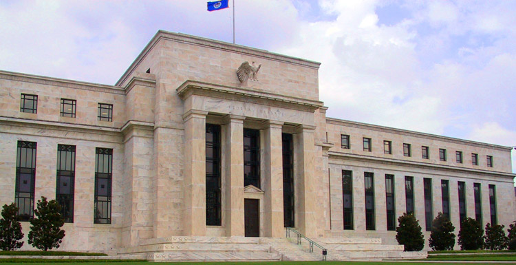 The Eccles Building, headquarters of the Federal Reserve System. Author: Dan Smith