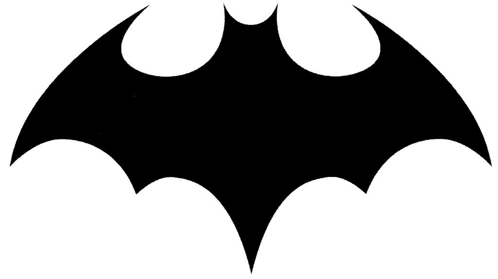 Batman logo. Author: Shane Becker