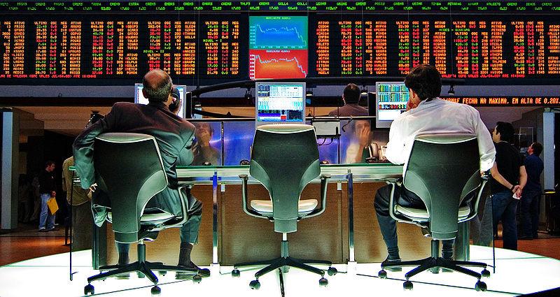 Sao Pualo Stock Exchange, by Rafael Matsunaga