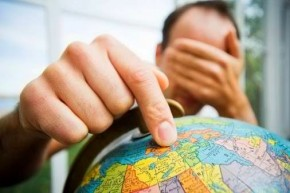 spinning the globe and picking a spot expatriatus