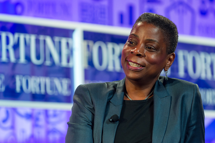 Ursula Burns, Xerox and diversity
