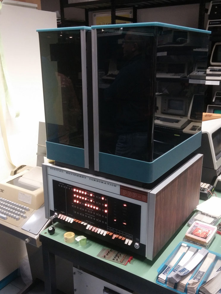 Digital EqC PDP-8. Source: Flickr/Wolfgang Stief