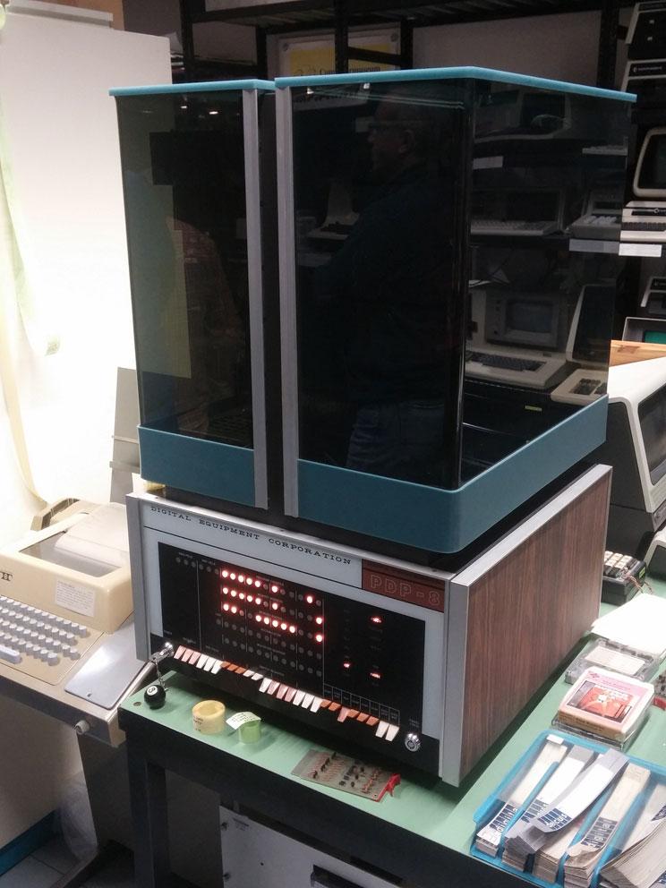 Digital EqC PDP-8. Source: Flickr/Wolfgang Stief