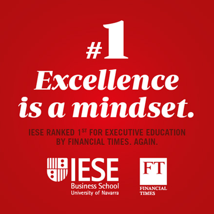 Executive education ranking FT