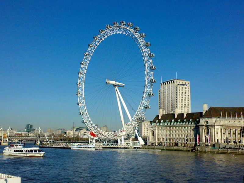 London Eye. Source: Flickr/Kalaha