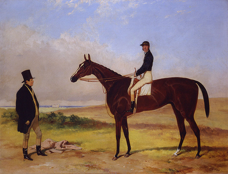 Search Funds: the jockey, the trainer and the horse