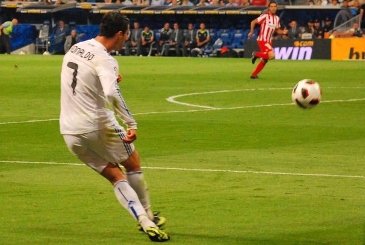 Cristiano Ronaldo. Source: Flickr/Jan Solo