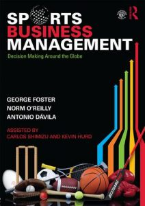 Sports Business Management Book Cover