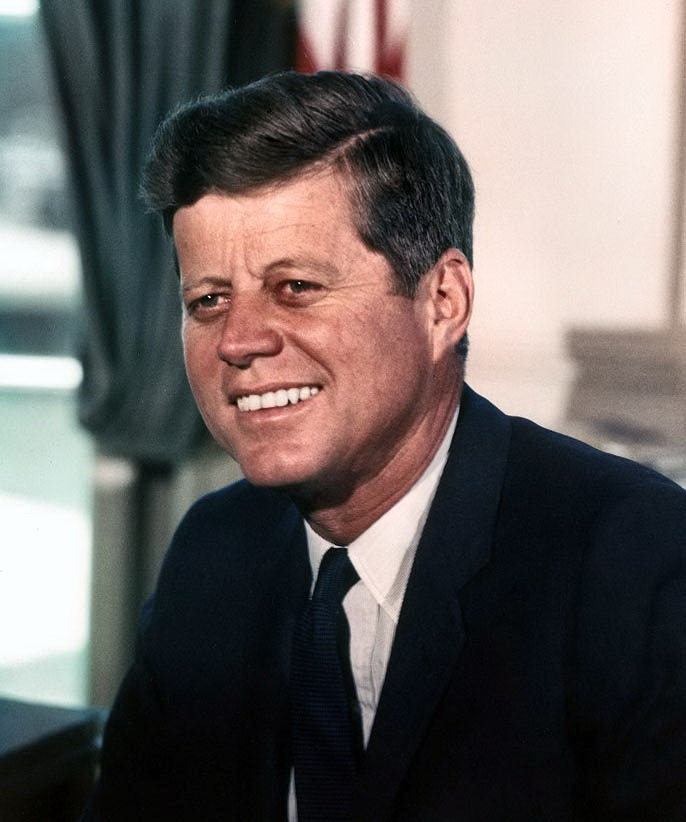 Profile Of An Orator John F Kennedy