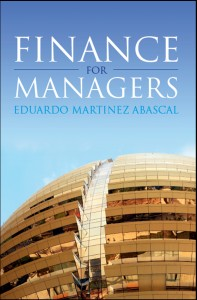 Finance for Managers, Eduardo Martínez Abascal