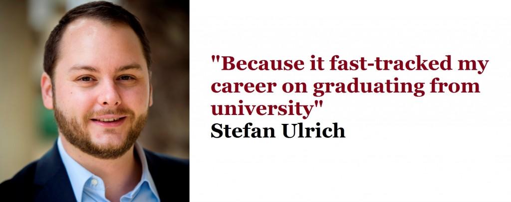Stefan Ulrich YTP MBA