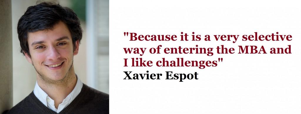 Xavier Espot YTP MBA