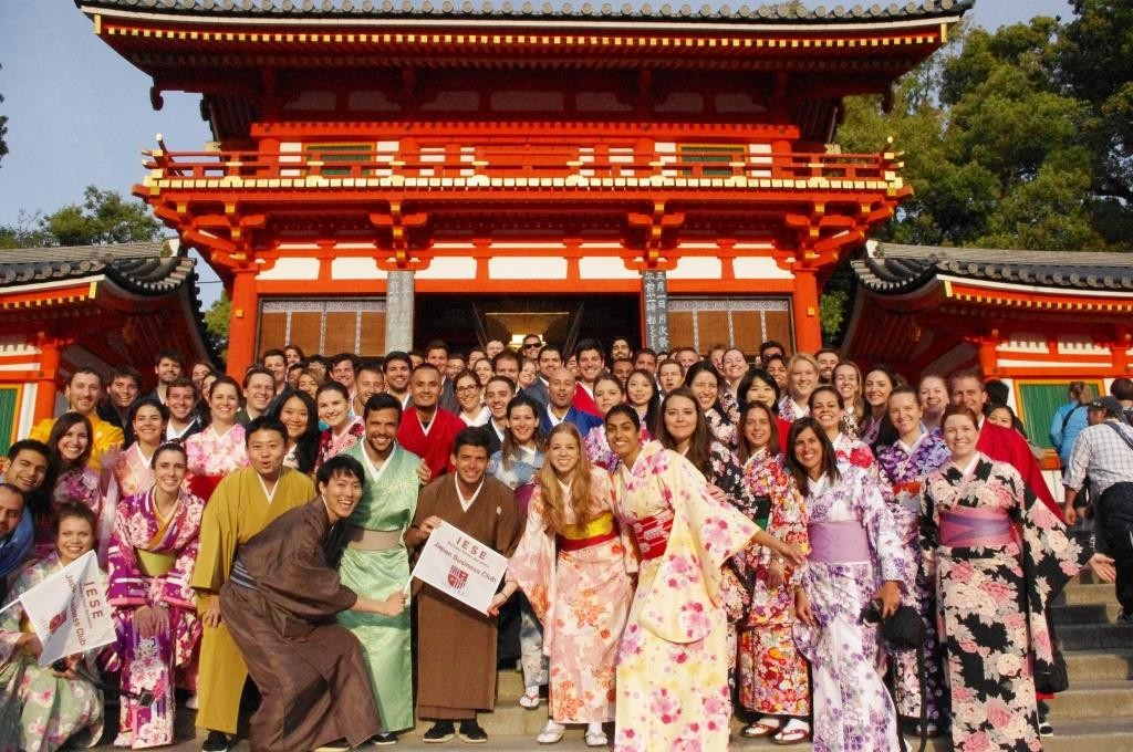 IESE MBA - Japan Trek