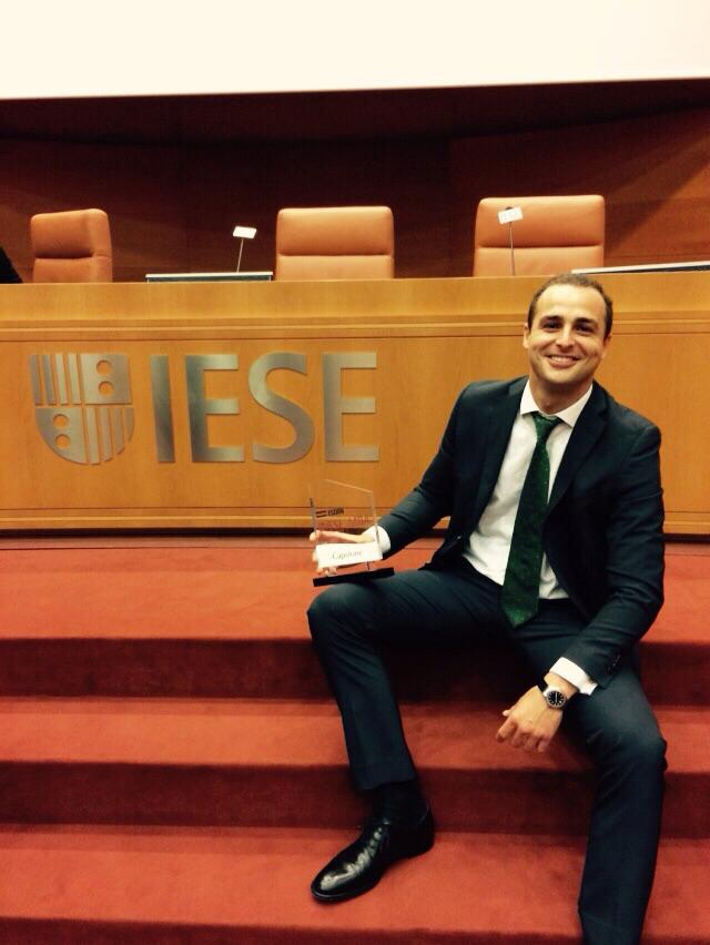 Iese application essays for mba