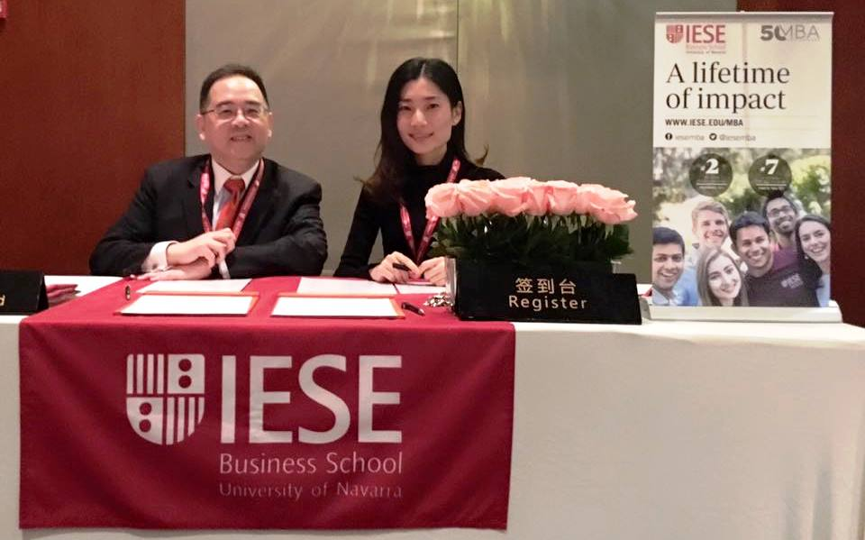 IESE MBA - On the Road