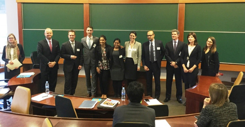IESE MBA - Roland Berger Case Competition