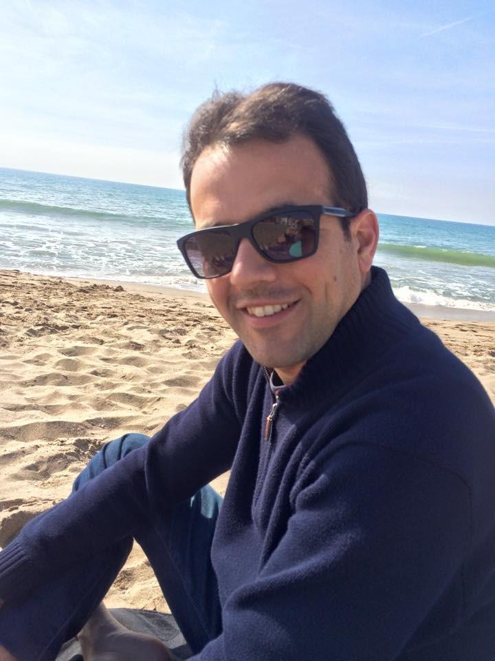 Prof. Carles Vergara 2
