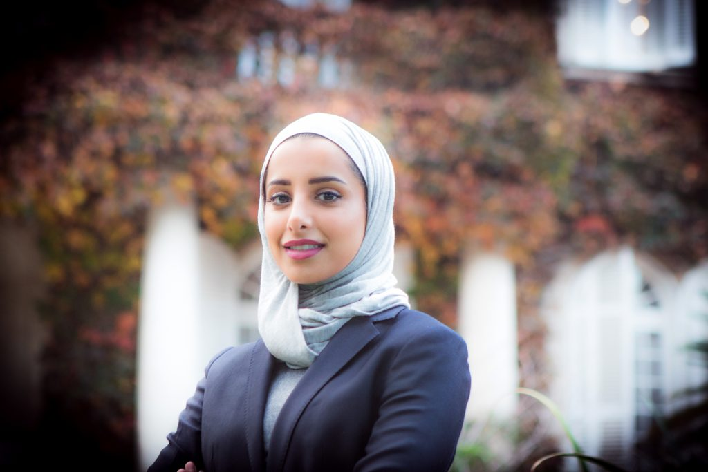 Athary Almubarak faced many concerns starting her MBA with two young children but overcame them with careful planning and generous support from her family, friends and IESE