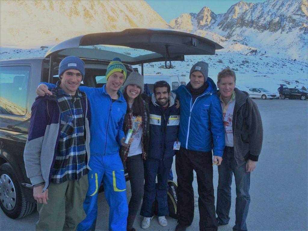 One day ski trip in Andorra