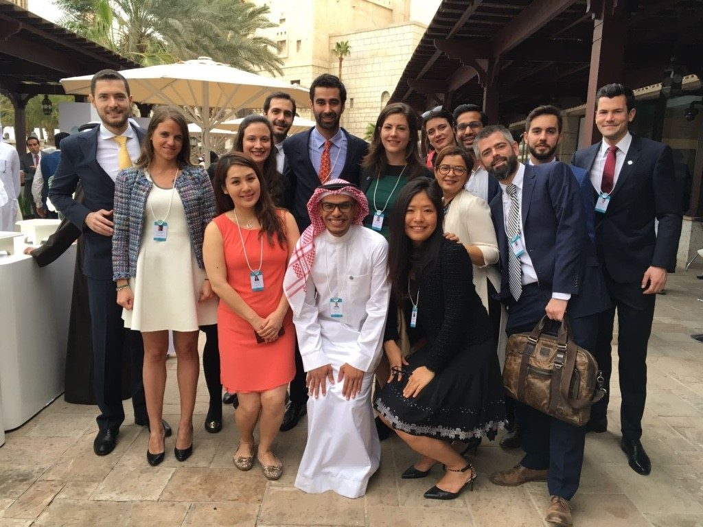 IESE Team at World Government Summit Dubai
