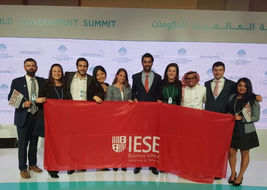 IESE at the Global University Challenge