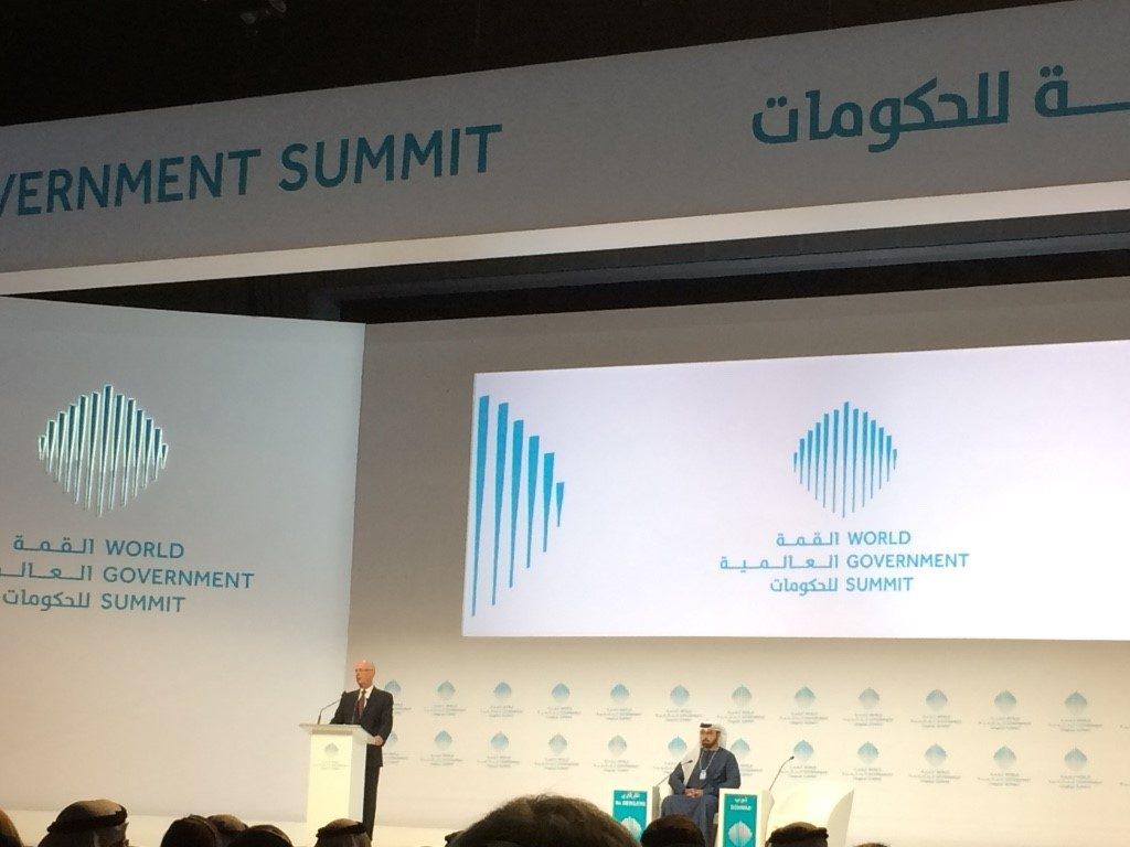 Klaus Schwab's Opening Address