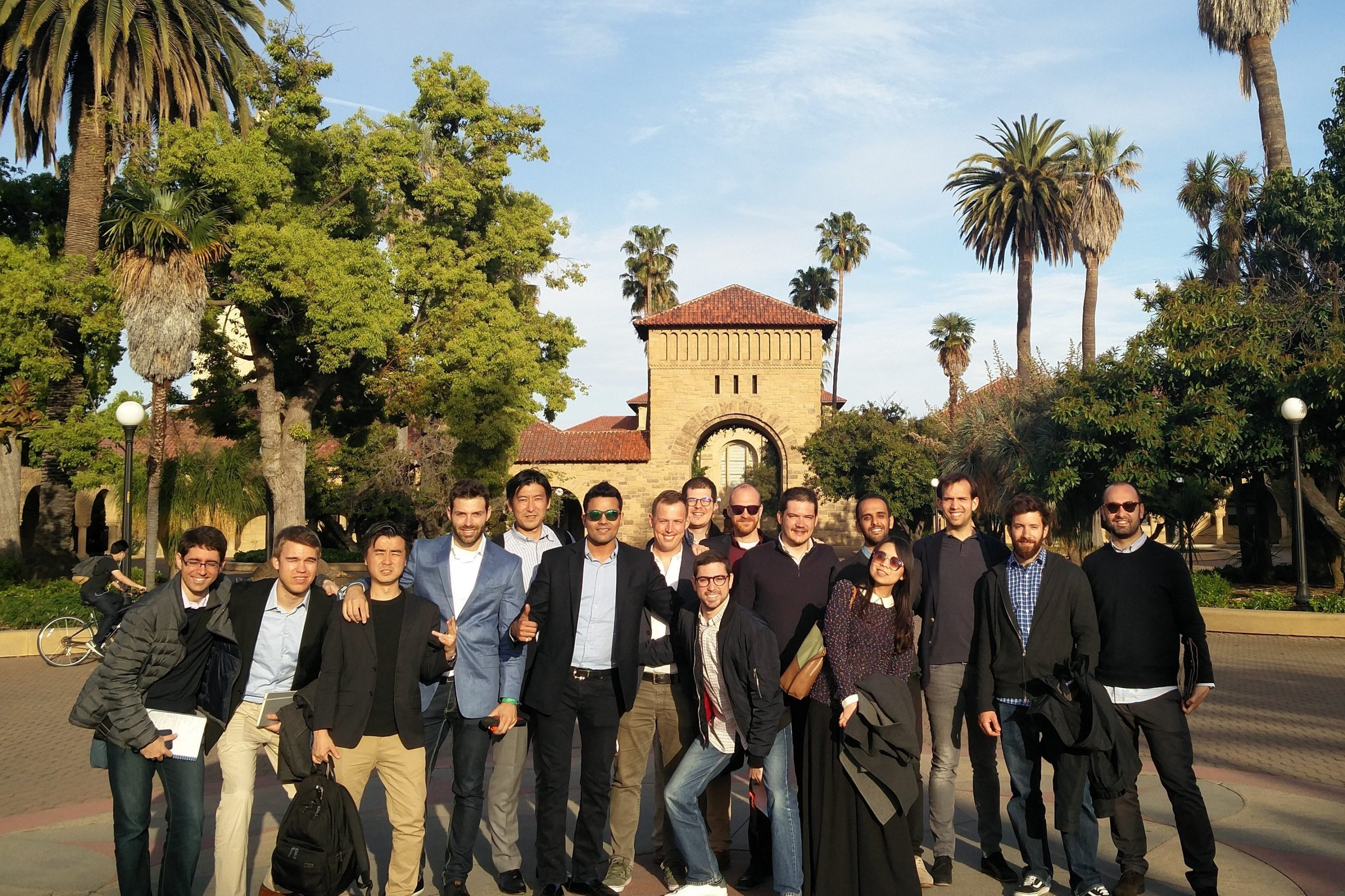 IESE Meets the Valley