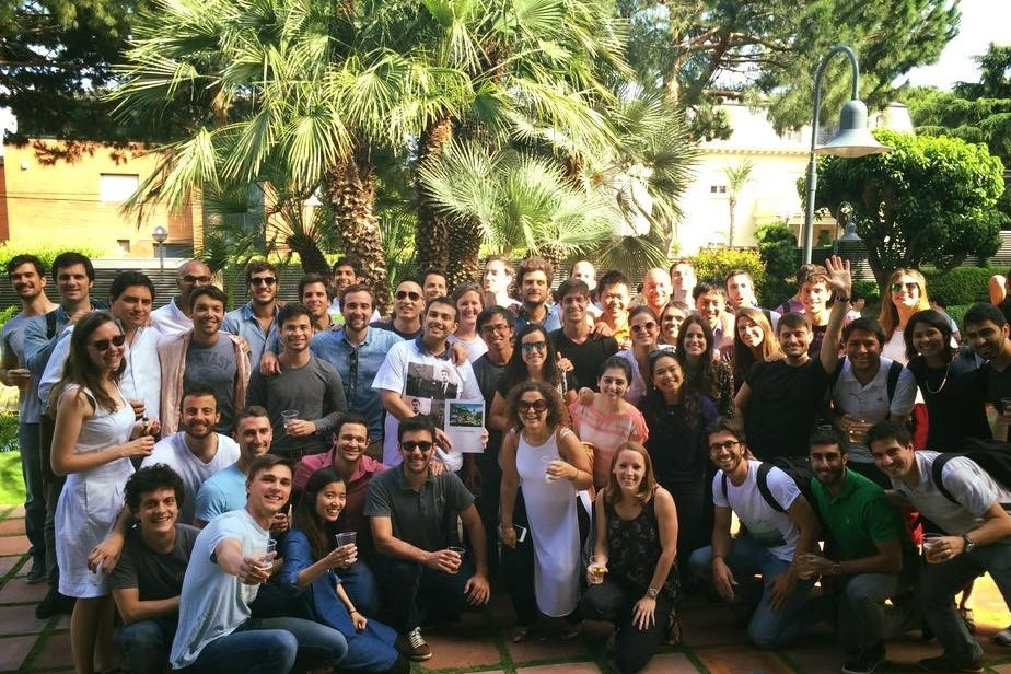 IESE MBA Class of 2017 (Section A)