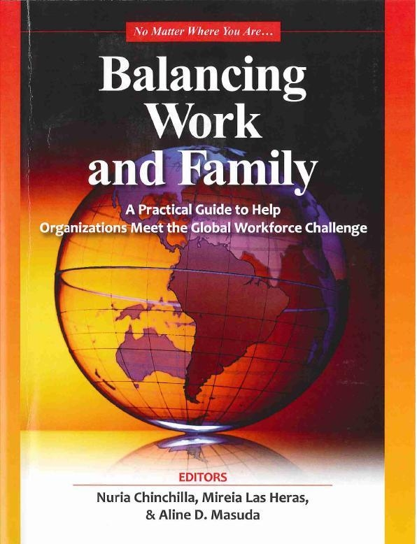 Balancing Work-family: no matter where you are