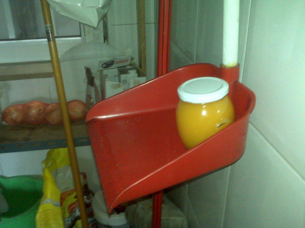 zumo de naranja...